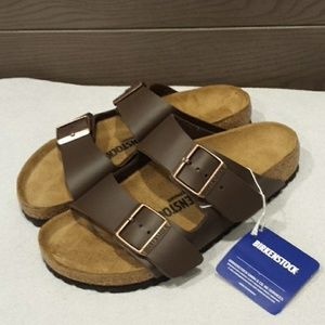 New Birkenstock Arizona Sandals size 37